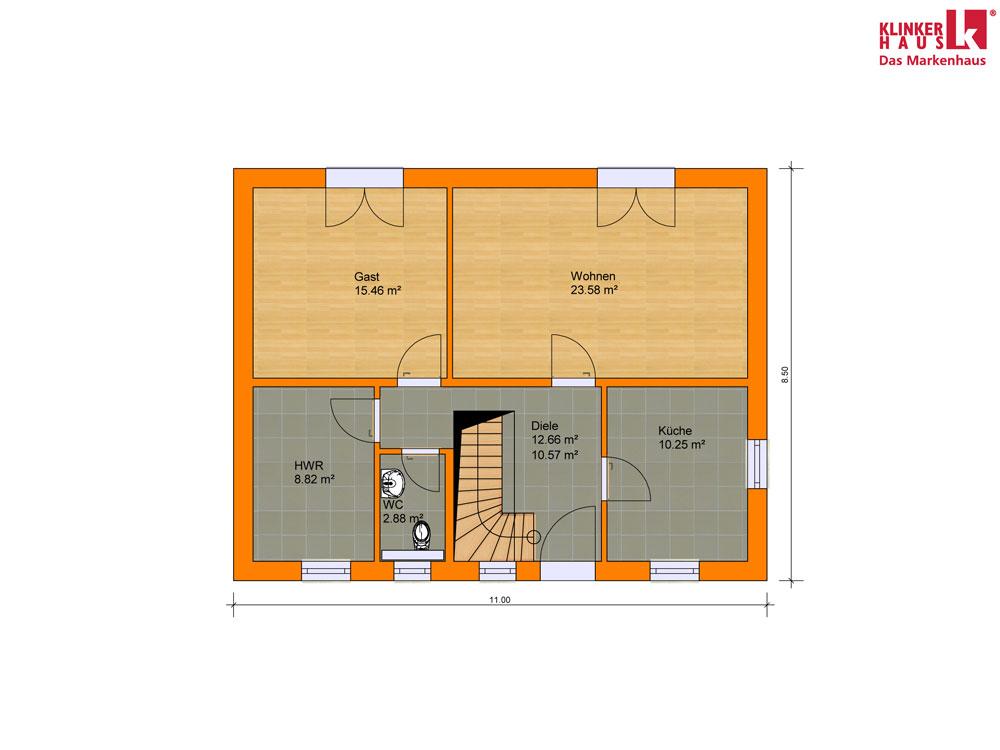 grundriss erdgeschoss. Black Bedroom Furniture Sets. Home Design Ideas